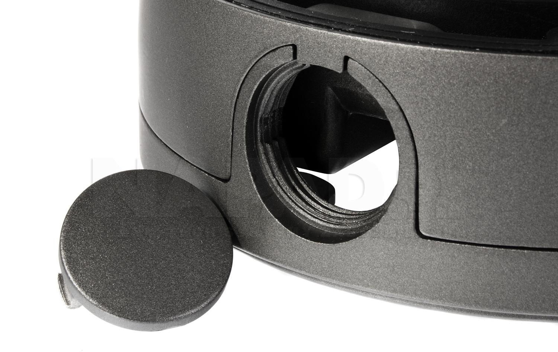 Otwór wychodzący w kamerze HD2030DV.