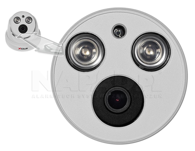 PX-DI4002G/A-E - Kamera z oświetlaczem podczerwieni.