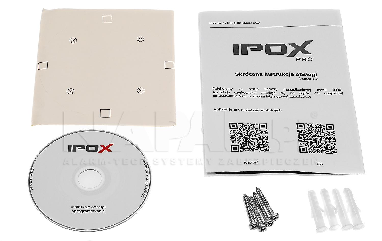 PX-DI2028-P / PX-DI2036-P - Akcesoria kamery.