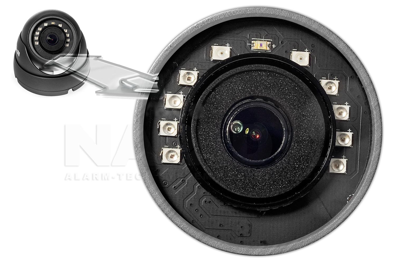PX-DIP2036-P - Kamera z oświetlaczem podczerwieni.