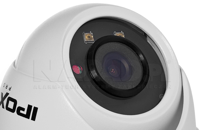 PX-DI4001-P - Kamera z certyfikatem wodoszczelności IP66.