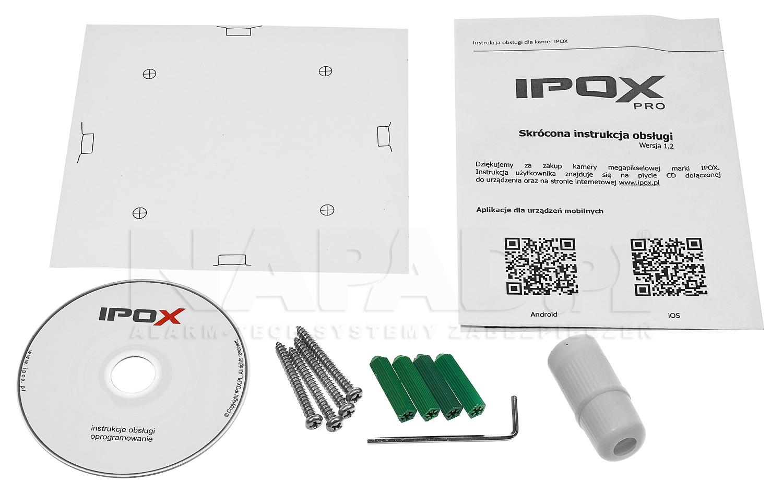 PX-DVI3002-P - Akcesoria kamery.