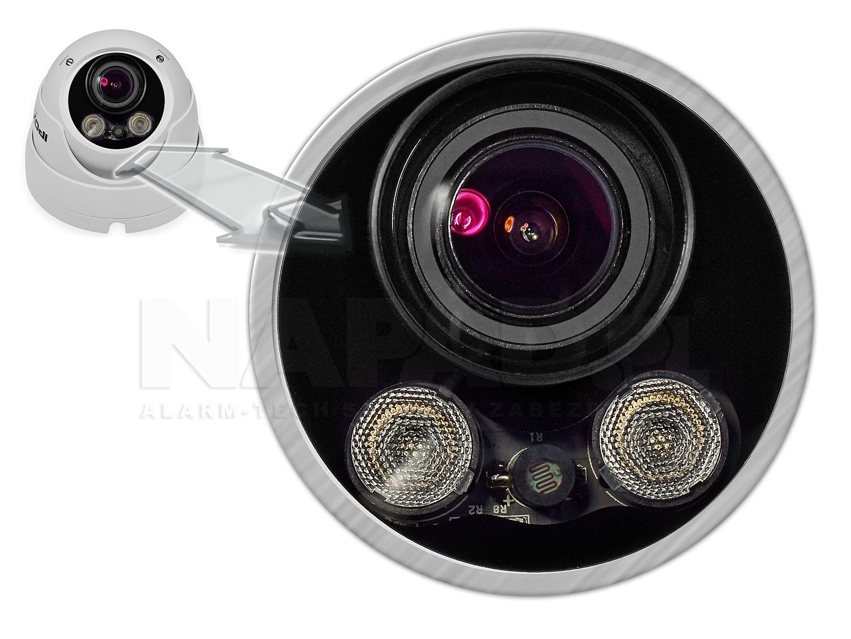 PX-DVI3002-P - Kamera z oświetlaczem podczerwieni.