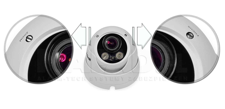 PX-DVI3002-P - Kamera z certyfikatem wodoszczelności IP66.