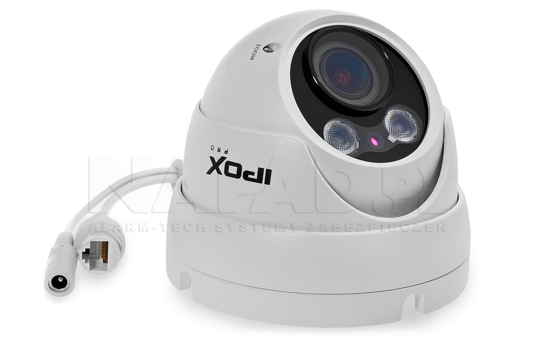 PX-DVI3002-P - Kamera sieciowa w metalowej obudowie.