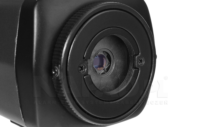 PX-BH2000WS - kamera typu box pozwala na zmianę obiektywu.