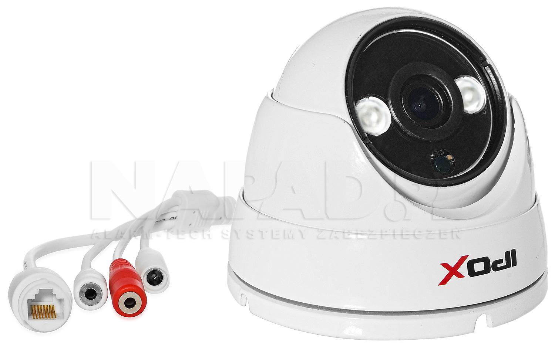 PX-DI2028A-E / PX-DI2036A-E - Kamera z certyfikatem wodoszczelności IP66.