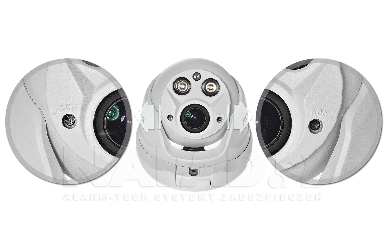 DVH2002 - Kamera z regulowanym obiektywem.
