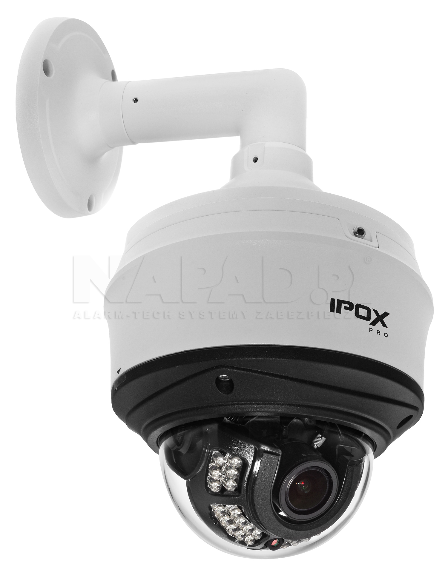 Kamera PX-DWVI4030AS-P z uchwytem JB-402.