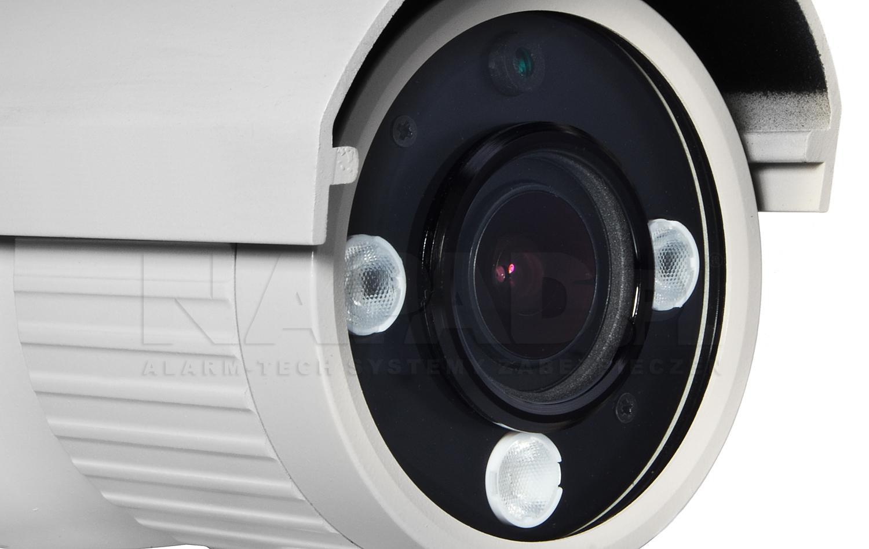 PX-TVIP2003-E - Wydajny oświetlacz podczerwieni w kamerze.