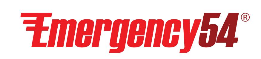 Logo Emergency 54.