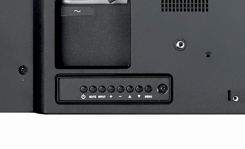 Tylni pulpit sterowniczy monitora PM43.