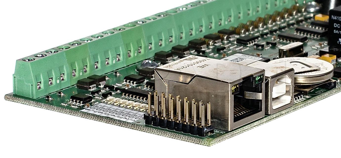 MC16-LRC - Port komunikacyjny Ethernet.