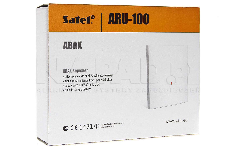 Opakowanie retransmiter sygnałów radiowych ARU-100