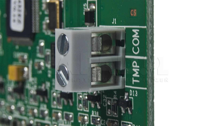 Gniazdo podłączeniowe modułu rozszerzeń RP432EZ8
