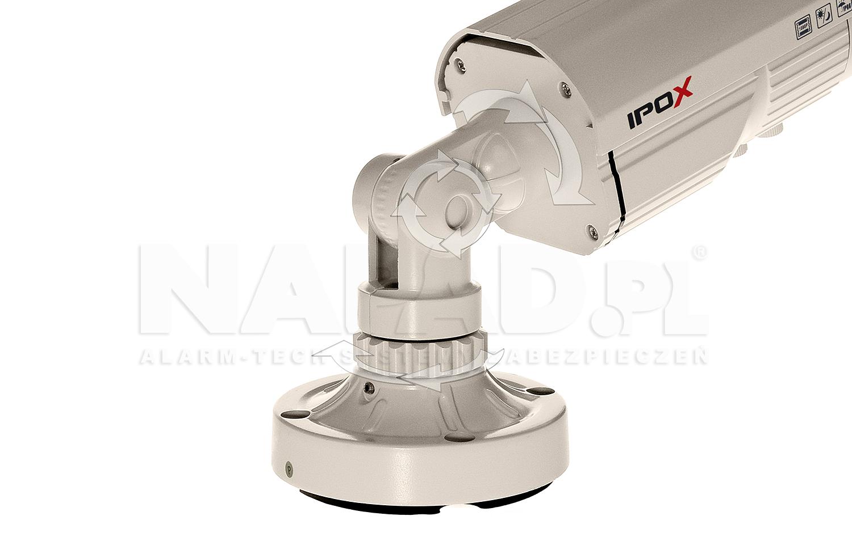 Kamera zewnętrzna z regulowanym uchwytem