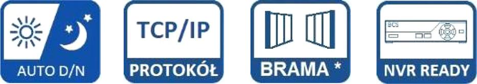 Specyfikacja panela BCS PAN 1202S.