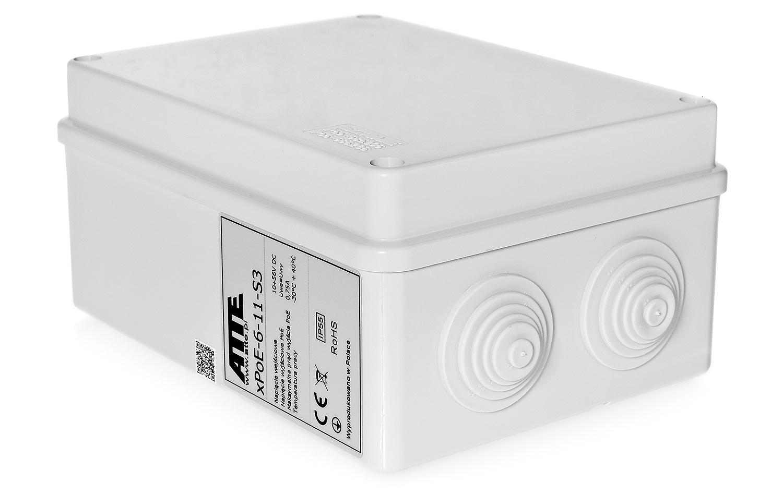 Obudowa xPoE-6-11-3S do switcha