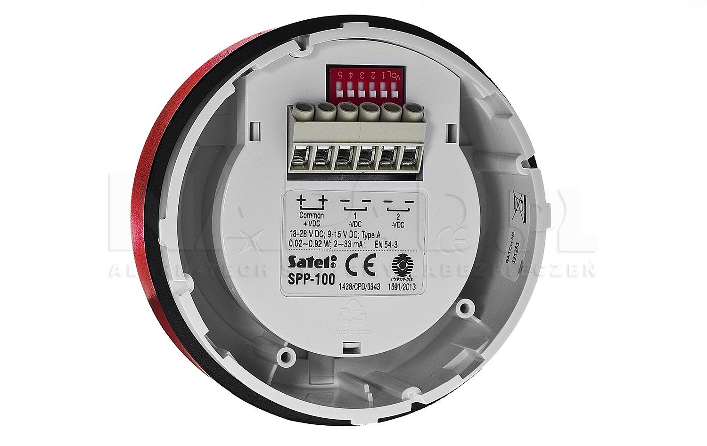 Sygnalizator SPP-100 firmy SATEL