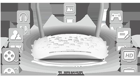 TL-WA801ND - Praca w standardzie IEEE 802.11n.
