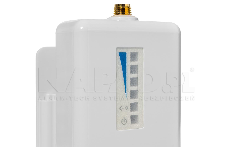 Punkt dostępowy PicoStation M2 HP wskaźnik ledowy