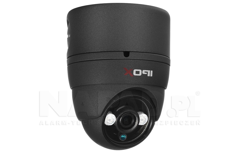 B220 - Przykład zastosowania z kamerą IPOX.
