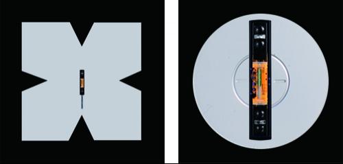 Dwukrotnie powiększony wizjer w barierach OPTEX