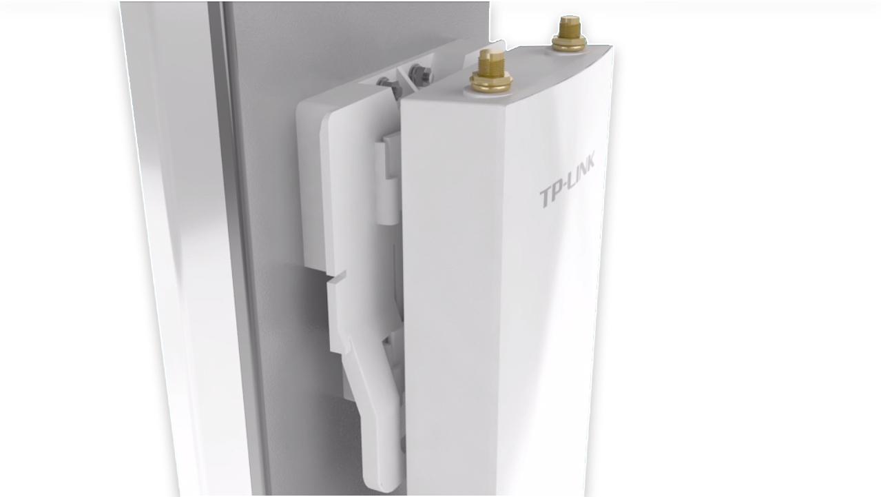 TPlink WBS510 Łatwa instalacja