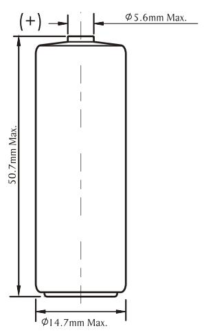 ER14505M wymiary.