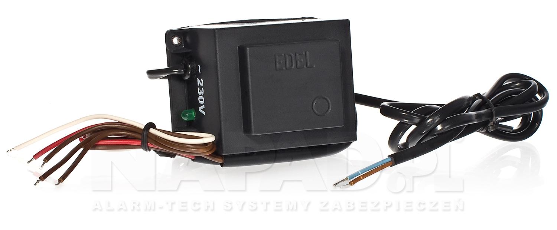 CD2502NP - Wbudowany bezpiecznik termiczny.