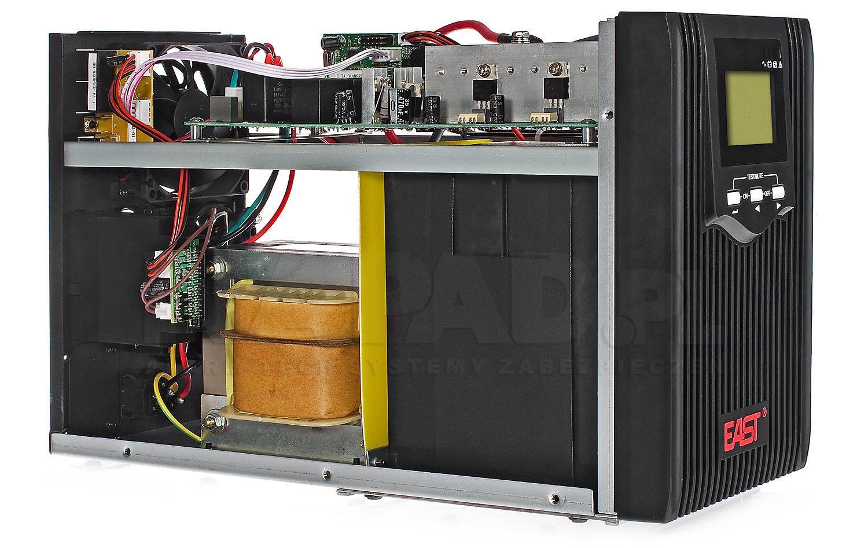 Elektronika zasilacza awaryjnego offline 1000SLCD