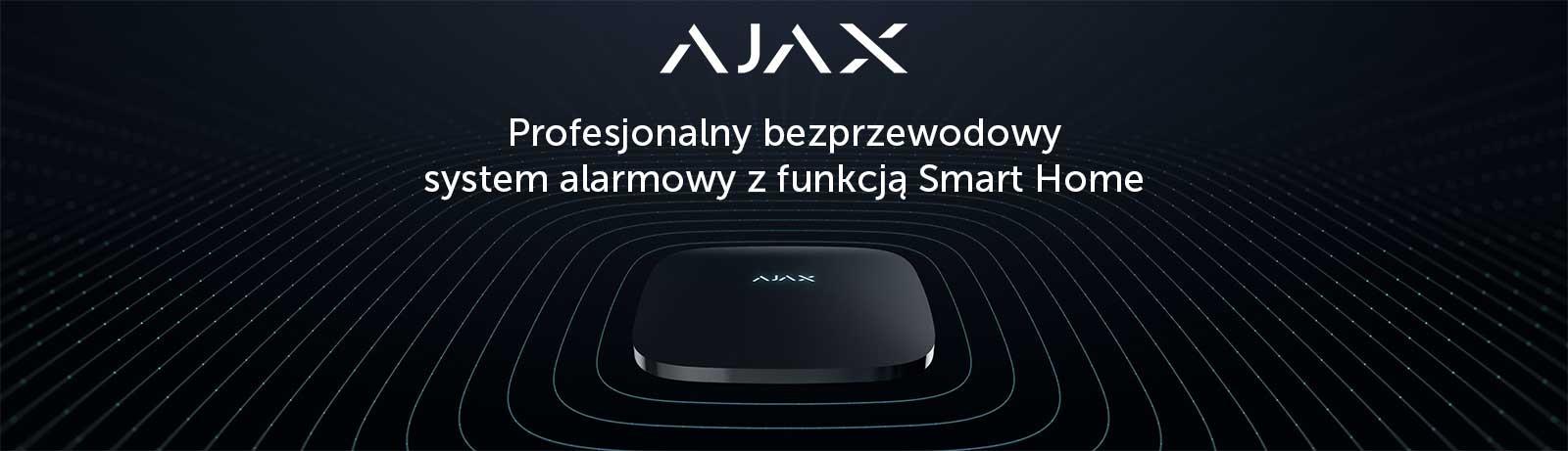 Promocyjne zestawy alarmowe AJAX