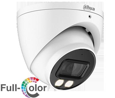 Kamera Analog HD Full-Color 2Mpx DH-HAC-HDW1239T-A-LED-0280B-S2.