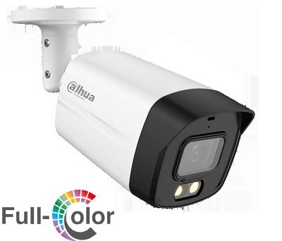 Kamera Analog HD Full-Color 2Mpx DH-HAC-HFW1239TLM-A-LED-0360B-S2.