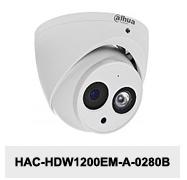 Kamera Analog HD 2Mpx DH-HAC-HDW1200EM-A-0280B
