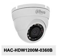 Kamera Analog HD 2Mpx DH-HAC-HDW1200M-0360B