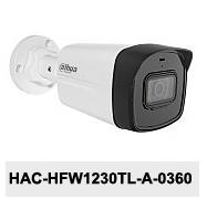 Kamera Analog HD 2Mpx DH-HAC-HFW1230TL-A-0360B
