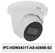 Kamera IP 4Mpx DH-IPC-HDW2431T-AS-0280B-S2