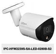 Kamera IP Full-Color 2Mpx DH-IPC-HFW2239S-SA-LED-0280B-S2