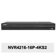 Rejestrator sieciowy DHI-NVR4216-16P-4KS2