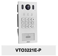 Stacja bramowa IP VTO3221E-P
