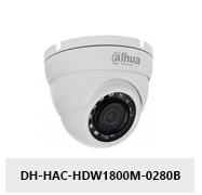 Kamera Analog HD 8Mpx DH-HAC-HDW1800M-0280B.