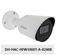 Kamera Analog HD 8Mpx DH-HAC-HFW1800T-A-0280B.