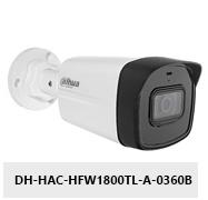 Kamera Analog HD 8Mpx DH-HAC-HFW1800TL-A-0360B