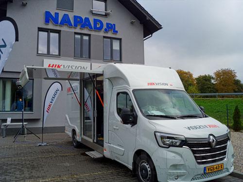 Mini-Truck Hikvision w NAPAD.PL