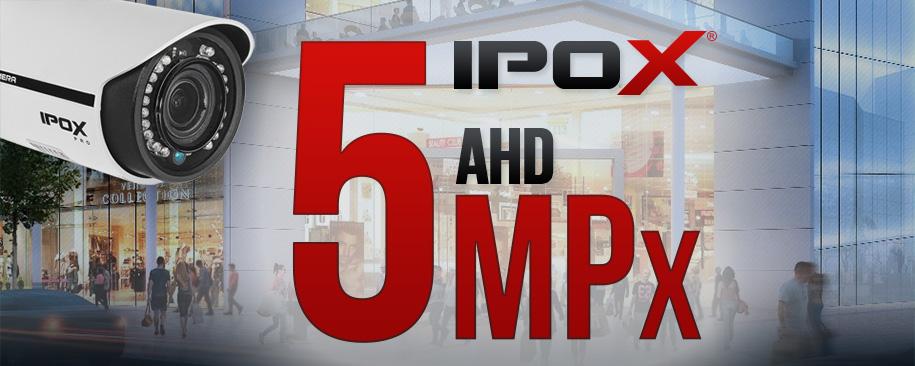 Monitoring AHD 5MPx