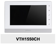 Monitor do wideodomofonu VTH1550CH.