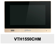 Monitor do wideodomofonu VTH1550CHM.
