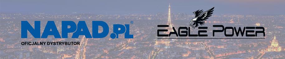 Napad.pl oficjalnym dystrybutorem produktów EaglePower.