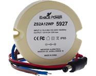 Zasilacz stabilizowany impulsowy ZS2A12WP 2A/12V.